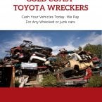 Gold Coast Toyota Wreckers