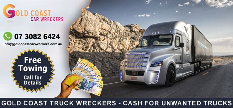 cash for truck wreckers