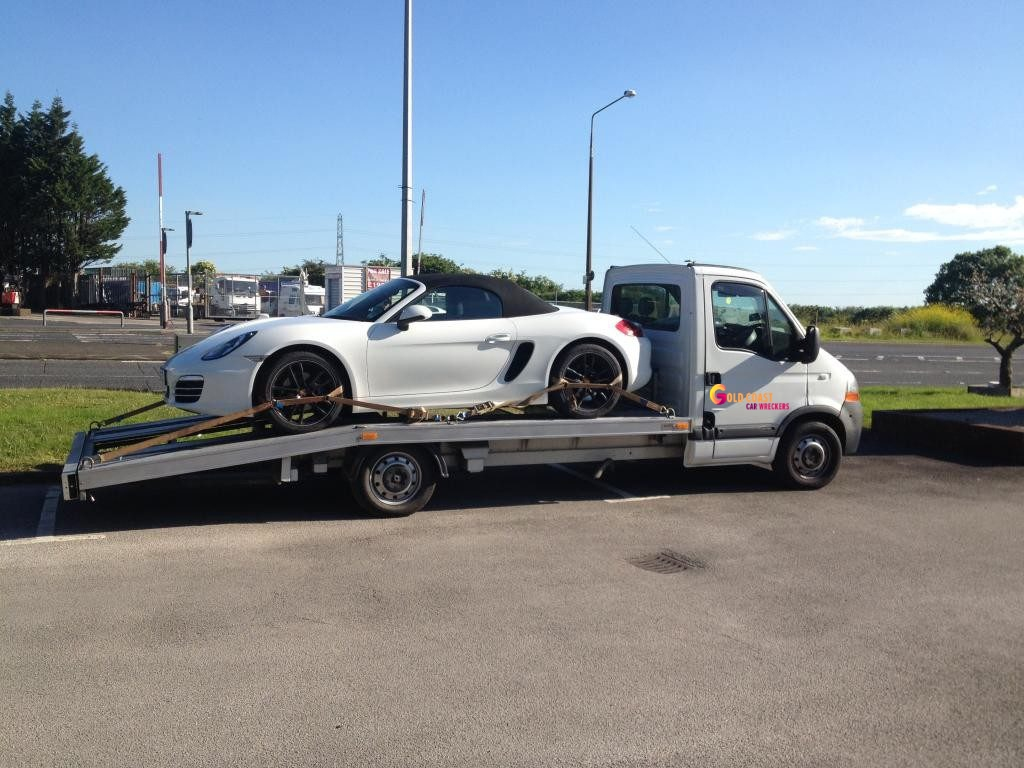 Car Removal Maudsland